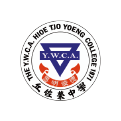 School badge: The Y.W.C.A. Hioe Tjo Yoeng College